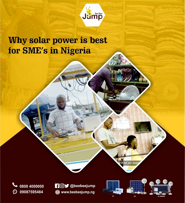 solar power for SME's | solar installation in Nigeria