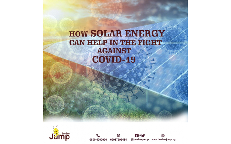 How solar energy can help in the fight against covid-19